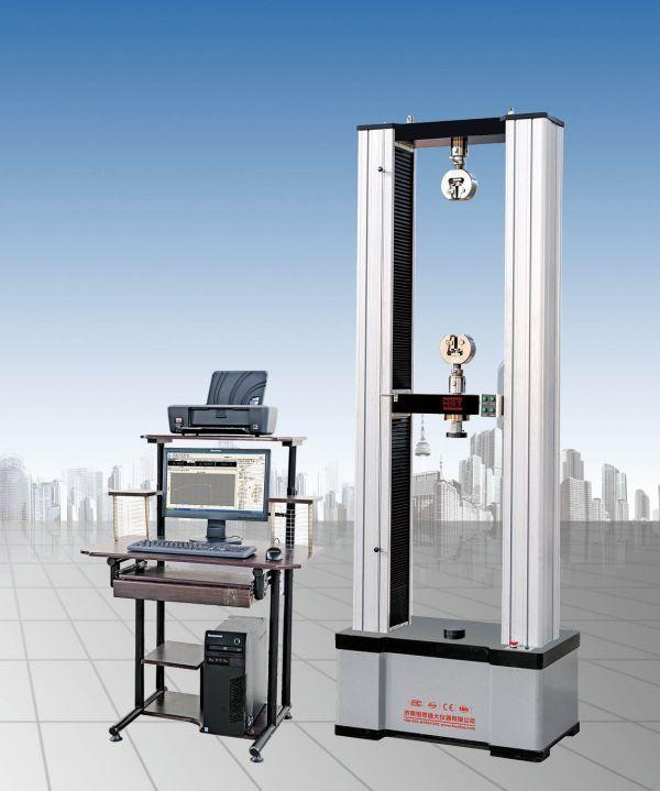 五线弹簧拉压变形量试验机