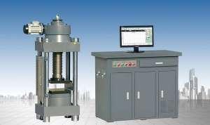 液晶式全自动压力试验机