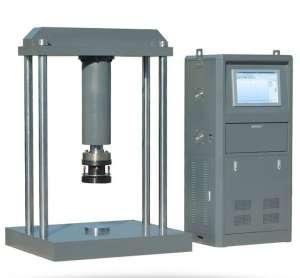 100吨微机控制井盖压力试验机